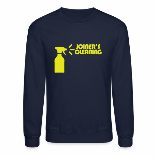 Joiner's Cleaning [Logo] - Crewneck Sweatshirt