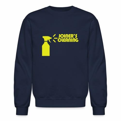 Joiner's Cleaning [Logo] - Crewneck Sweatshirt