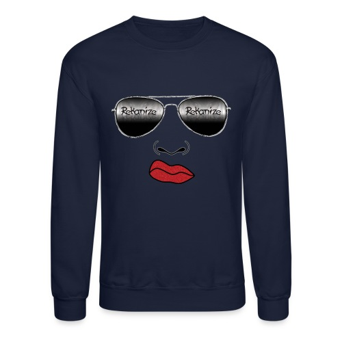 Rekanize Shades - Crewneck Sweatshirt