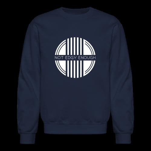 White Logo - Crewneck Sweatshirt
