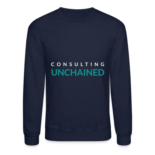Consulting Unchained - Crewneck Sweatshirt