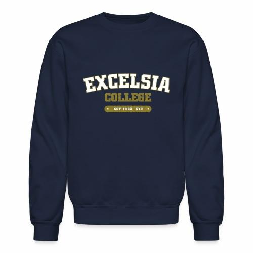 Merchandise logo artwork outlines - Crewneck Sweatshirt