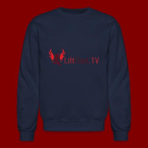 Horizontal for Light Clothing - Crewneck Sweatshirt