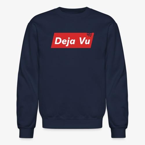Deja Vu - Crewneck Sweatshirt