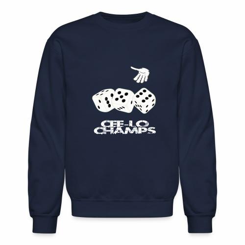 GrimeyToof Cee-lo Champs - Crewneck Sweatshirt