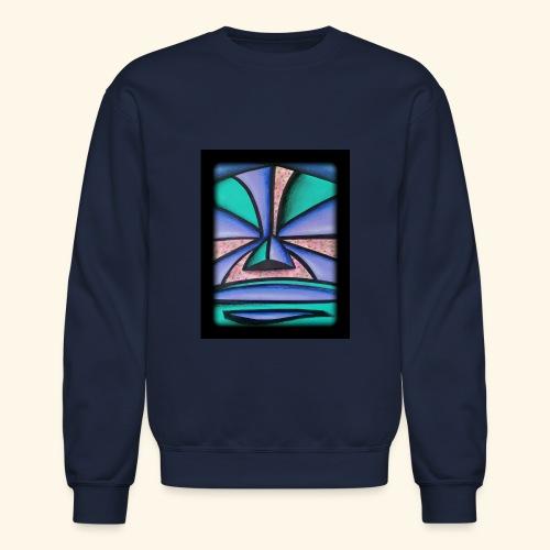 Pastel Tiki - Crewneck Sweatshirt