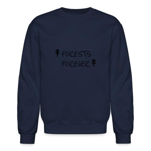 Forests Forever - Crewneck Sweatshirt