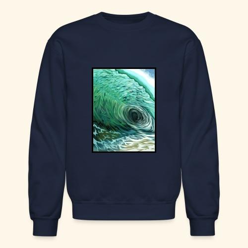 Glass Bottom Tube - Crewneck Sweatshirt