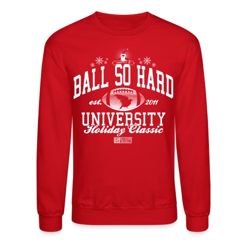 BSHU Holiday Classic - Crewneck Sweatshirt