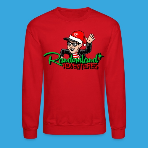Randomland™ Holiday Adventures! - Crewneck Sweatshirt