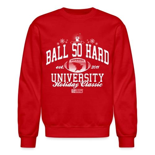 BSHU Holiday Classic - Unisex Crewneck Sweatshirt