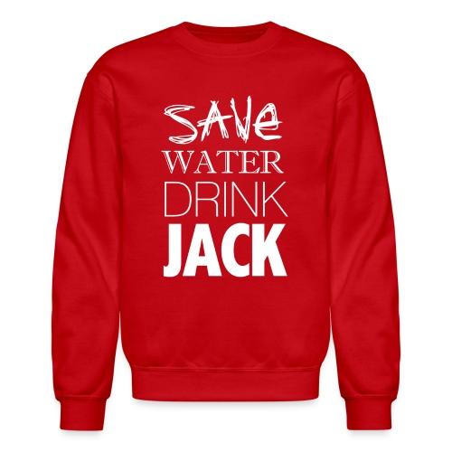 drinkjack - Crewneck Sweatshirt