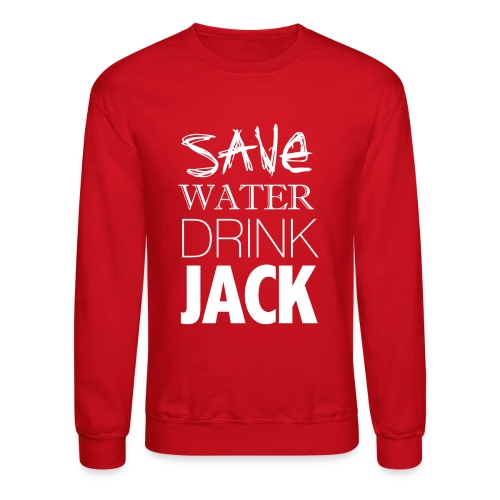 drinkjack - Unisex Crewneck Sweatshirt