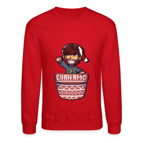 Limited Time - EvanAMC Christmas Sweaters 2018 - Crewneck Sweatshirt