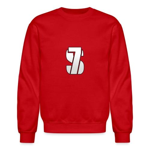 Squad 7 BIG LOGO - Crewneck Sweatshirt