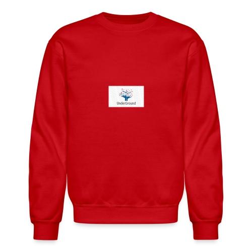 Charity Logo - Unisex Crewneck Sweatshirt