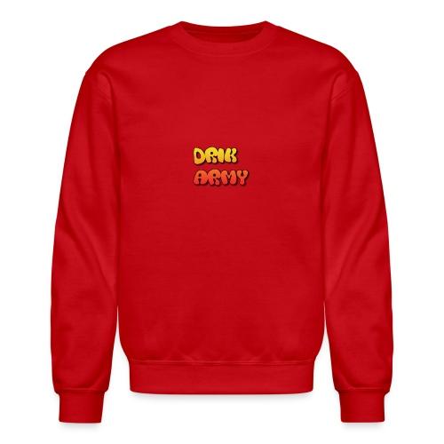 Drik Army T-Shirt - Crewneck Sweatshirt