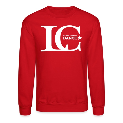 Laura Carson Dance Original - Crewneck Sweatshirt