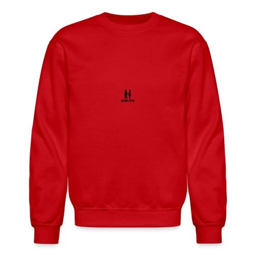couple game over - Crewneck Sweatshirt