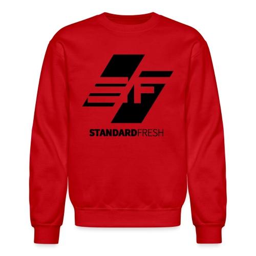 SF Logo BLK png - Unisex Crewneck Sweatshirt