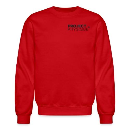Sweatshirt Logo Simple - Molleton à encolure ronde pour hommes