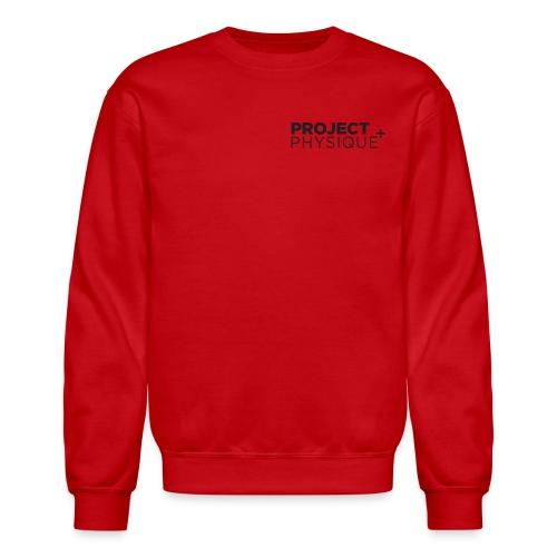 Sweatshirt Logo Simple - Chandail à encolure ras-du-cou unisexe