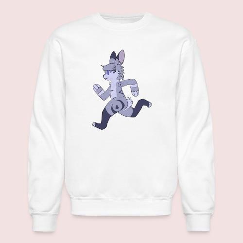 Breezy Bunny - Crewneck Sweatshirt