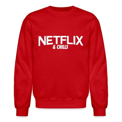 Netlflix and Chills ASMR - Crewneck Sweatshirt