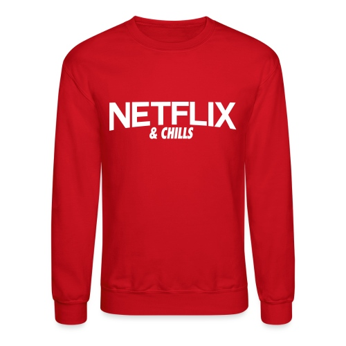 Netlflix and Chills ASMR - Unisex Crewneck Sweatshirt