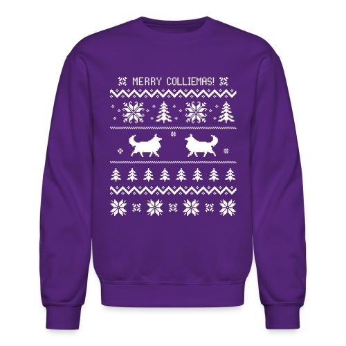 Merry Colliemas - Crewneck Sweatshirt