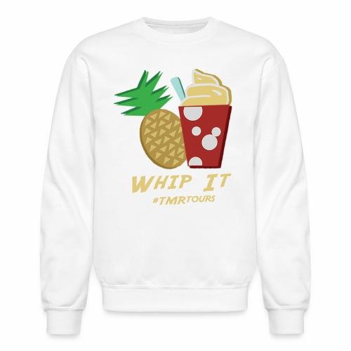 Whip It, Adventure - Crewneck Sweatshirt