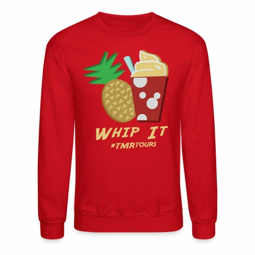 Whip It, Adventure - Crewneck Sweatshirt