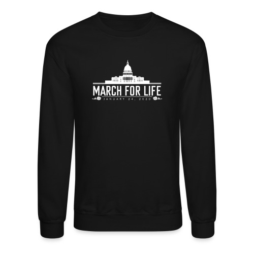 March for Life Capitol 2020 - Crewneck Sweatshirt