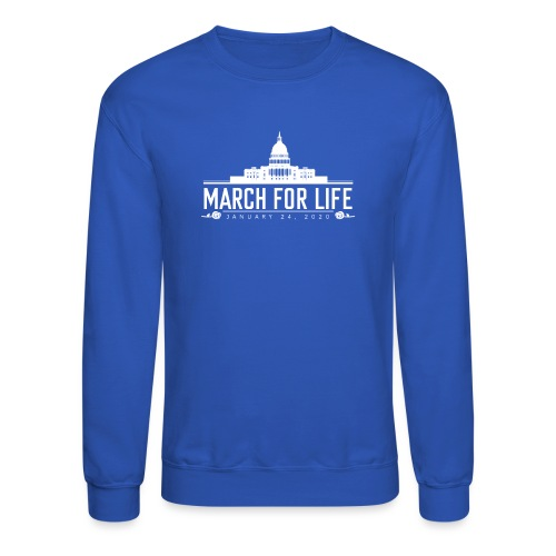 March for Life Capitol 2020 - Crewneck Sweatshirt