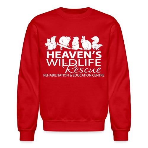 HWR White - Crewneck Sweatshirt
