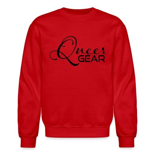Queer Gear T-Shirt 03 - Unisex Crewneck Sweatshirt
