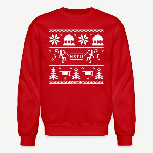 HBCU Ugly Christmas Sweater - Crewneck Sweatshirt