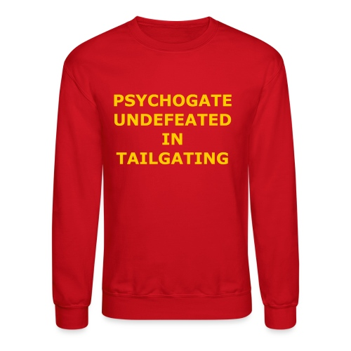 Undefeated In Tailgating - Crewneck Sweatshirt