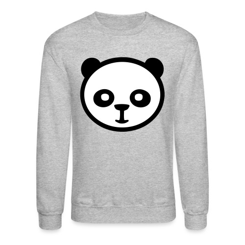 Panda bear, Big panda, Giant panda, Bamboo bear - Crewneck Sweatshirt