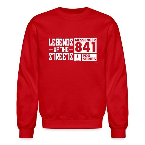 Messenger 841 Legends of The Streets Tank Top - Crewneck Sweatshirt