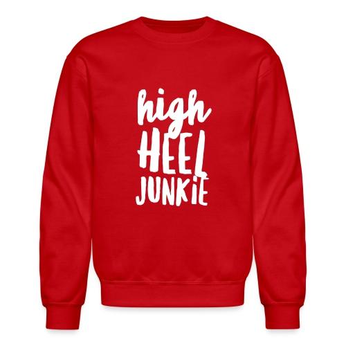 HHJ-White - Crewneck Sweatshirt