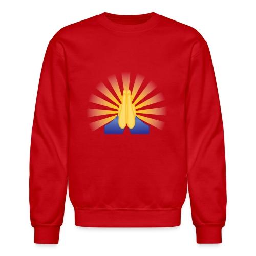 Prayer Hands - Crewneck Sweatshirt