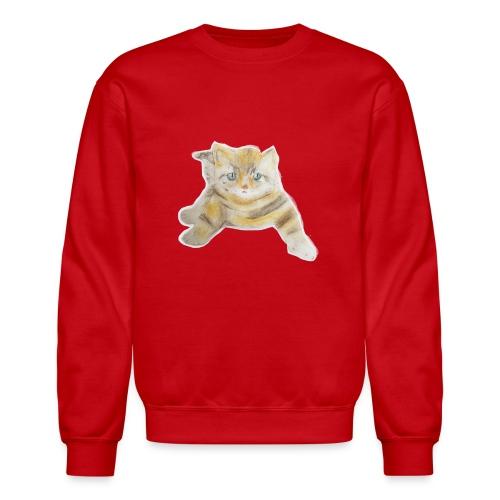 sad boy - Unisex Crewneck Sweatshirt