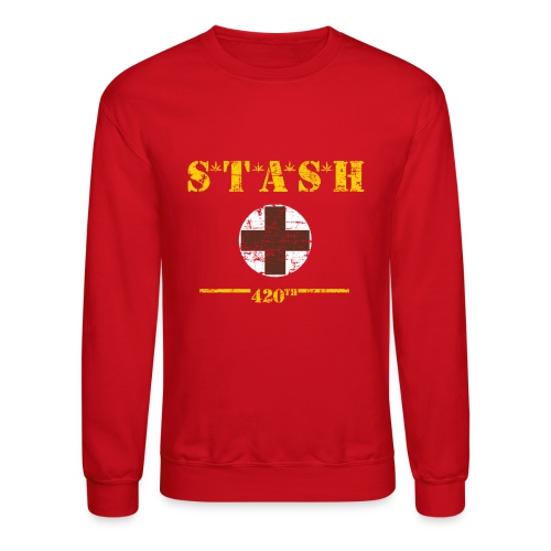 STASH-Final - Crewneck Sweatshirt