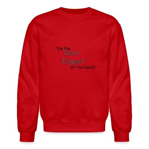 Tech Expert - Crewneck Sweatshirt