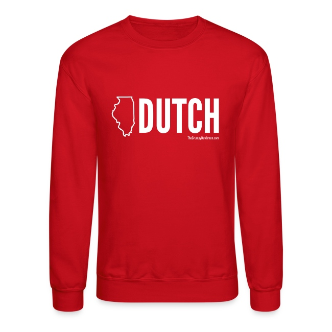 Illinois Dutch (White Text)