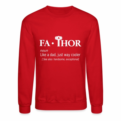 Fathor - Crewneck Sweatshirt