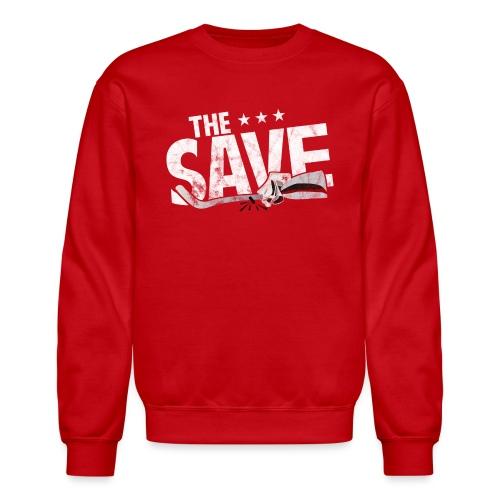 The Save - Unisex Crewneck Sweatshirt