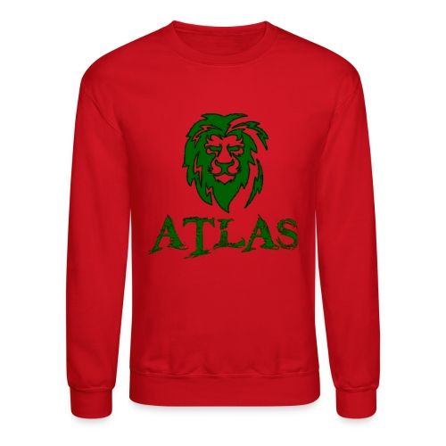 Collection Lion of the Atlas - Crewneck Sweatshirt