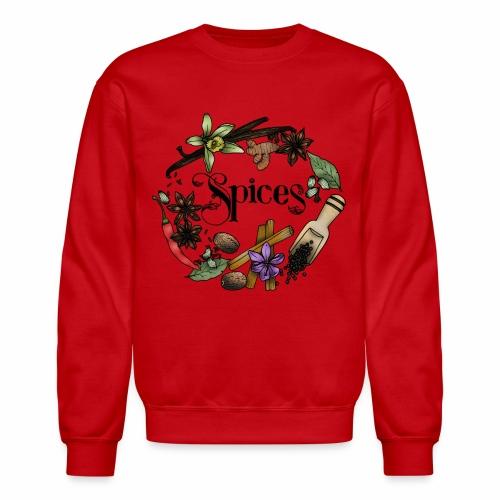 Spices - Unisex Crewneck Sweatshirt